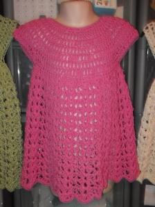 crochet cotton dresses 2014 012