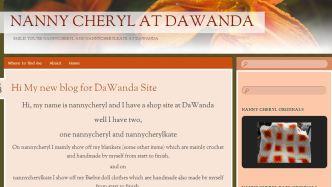Nannycheryl at DaWanda