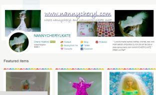 folksy shop nannycherylkate