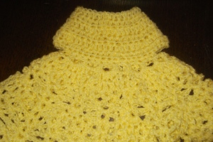 prem baby crochet dress 22 june 2014 002