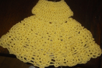 prem baby crochet dress 22 june 2014 003