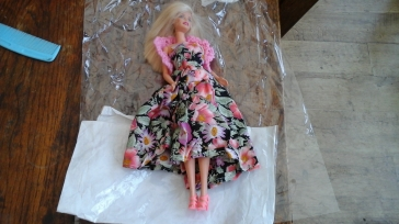 1066 https://nannycheryl.com/items-for-sale/1066-reclaim-barbie-doll-and-handmade-outfit-for-sale/